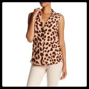 Equipment Femme Adalyn silk blouse